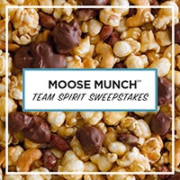 Moose Munch® Team Spirit Sweepstakes