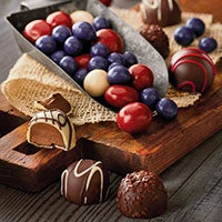 Truffles & Chocolate-Covered Fruits