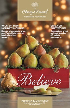 request a free mailed version of our catalog - Christmas Catalog Request