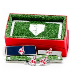 Cleveland Indians 3-Piece Gift Set