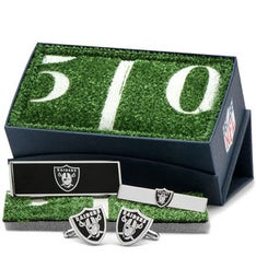 Oakland Raiders 3-Piece Gift Set