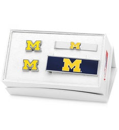 University of Michigan Wolverines 3-Piece Gift Set