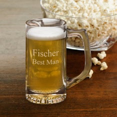 Personalized 12 oz Sports Mug