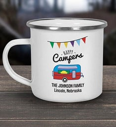 Happy Campers Mug