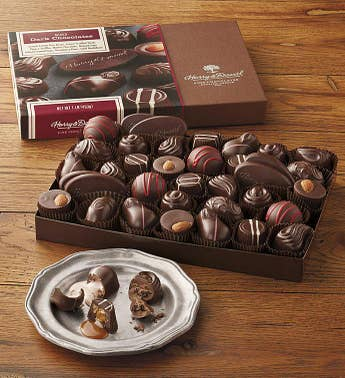 Harry & David All Dark Assorted Chocolates 35ct