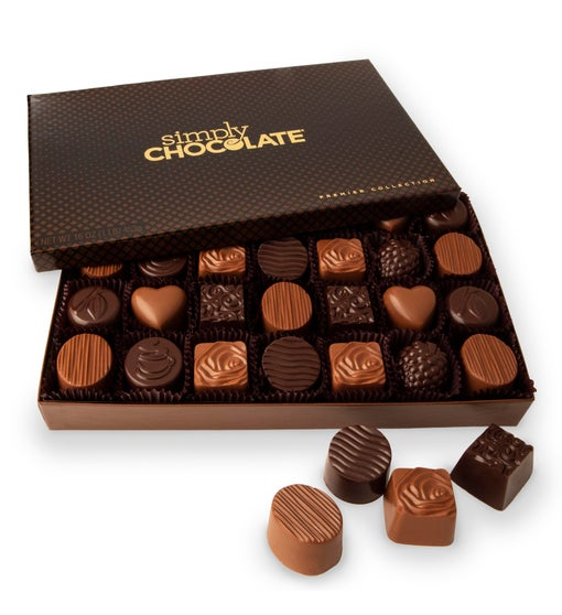 Simply Chocolate Premier Collection
