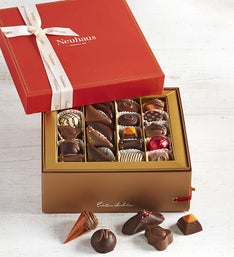 Neuhaus Two-Tiered Luxury Chocolates Box
