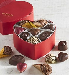 Neuhaus Love Always 16pc Heart Box