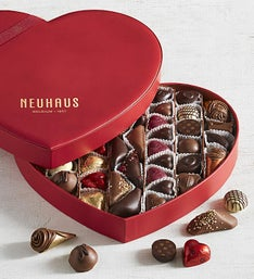 Neuhaus Premier 43pc Belgian Chocolate Heart Box