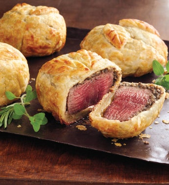 Beef Wellington Entr233es - Six 8-Ounce Pieces