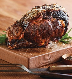 Two-Bone Prime Rib Roast