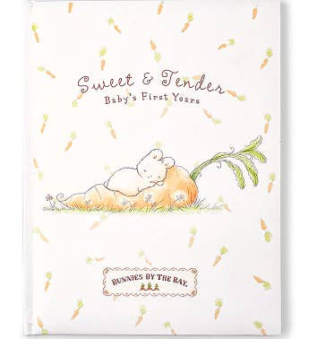 Sweet  Tender Record Book