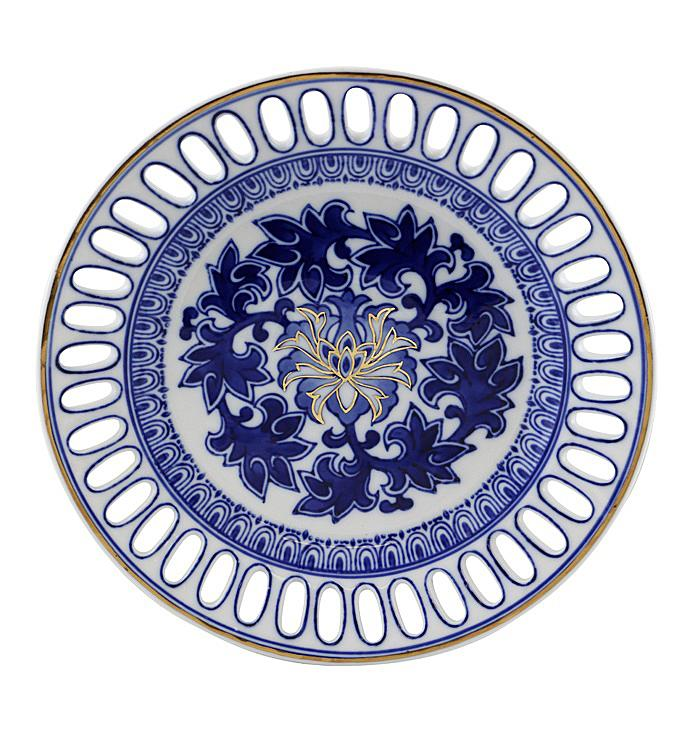 Decorative Porcelain Plate - 834