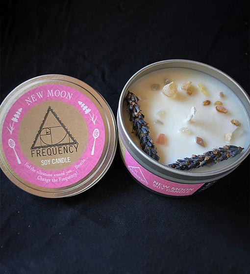 New Moon Soy Candle