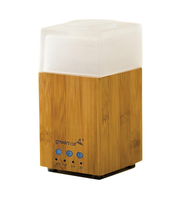 Urbane Bamboo Aromatherapy Essential Oil Diffuser