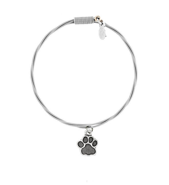 Who Let The Dogs Out - Guitar String Bracelet