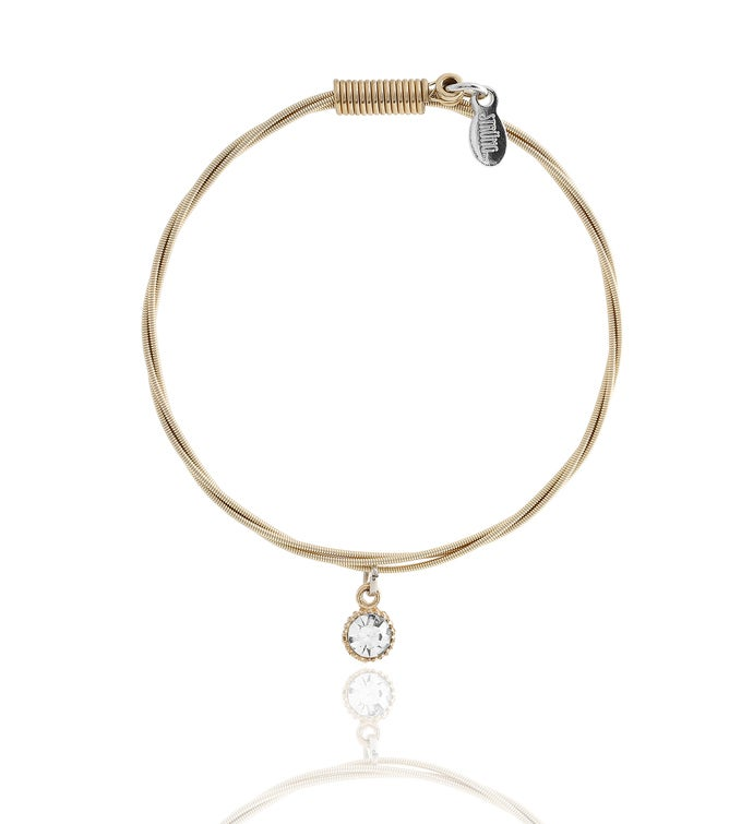 Lucy In The Sky With Diamonds - Guitar String Bracelet