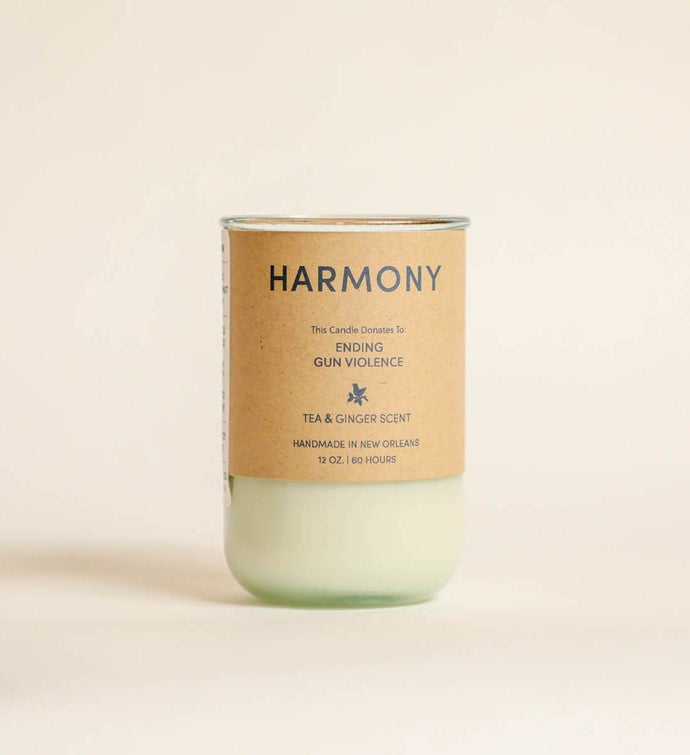 Harmony Candle Gives To Ending Gun Violence