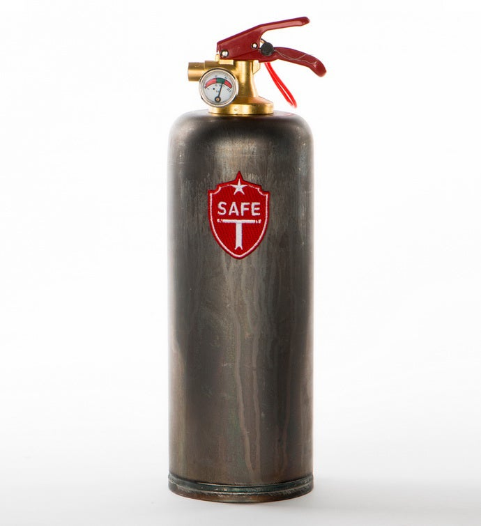 Safe-t Design Fire Extinguisher