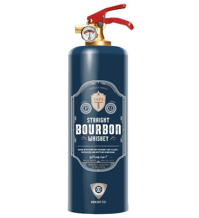 Safe-t Design Fire Extinguisher - Liquor