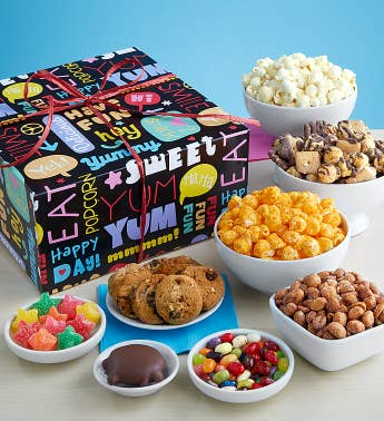 Fun With Snacks Sampler