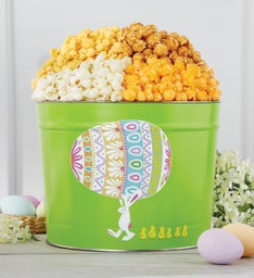 Easter Egg Parade Popcorn Tins