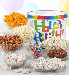 Big Birthday Grand Snack Assortment