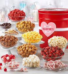 Simply Red Happy Valentine's Day Premium Snack Assortment