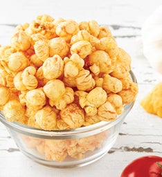 Nacho Cheese Popcorn