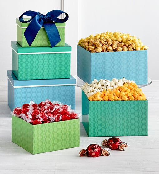 Delicious Occasions 3 Gift Box Tower