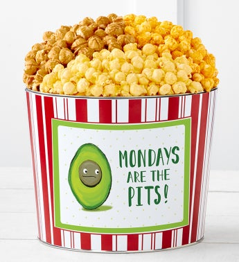 Tins With Pop Mondays Are The Pits