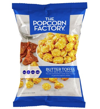 Butter Toffee Sea Salt 8 Pack