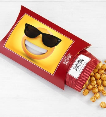 Cards With Pop Emoji Sunglasses