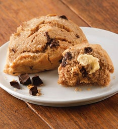 Dark Chocolate Chunk Scone, 2-Packs