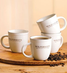 Signature Coffee Mug Set