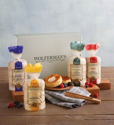 Create-Your-Own Signature English Muffins Gift Box - 4 Packages