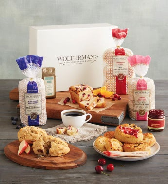 Berry Breakfast Box
